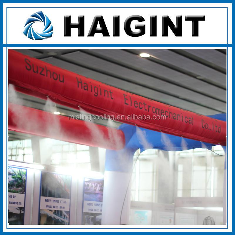Ty0159 nieuwe producten fabriek groothandel tent paraplu lage druk water verneveling koelsysteem - Tent paraplu ...
