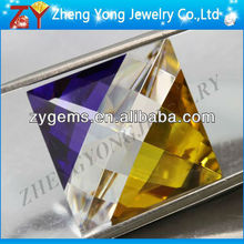 millenium cut gems/gem stones for making silver925 jewelry