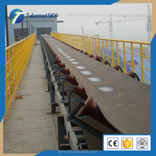 Mining Material transfer belt conveyor