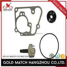 Good supplier motorcycle parts water pump repair kit for s10-211 majesty 125 rms 10 011 0090