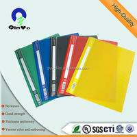 Good Quality Clear And Colored A4 PVC Sheet for Stationery Supplies