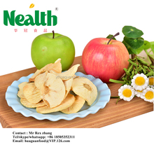 Healthy snacks food apple chips dried fruit chips for sale