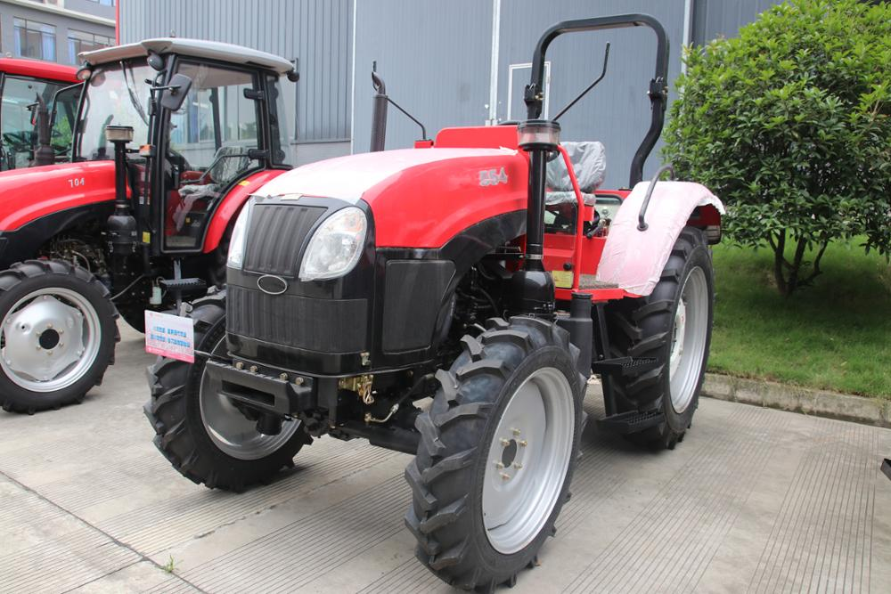 Small Wheeled diesel Engine Farming Tractor