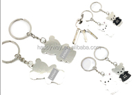Hot Selling Best Promotional Bear Key Chain