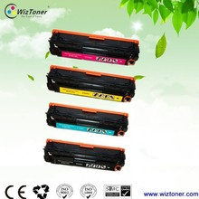 New Compatible color toner cartridge for HP CB540/541/542/543 used for LBP 5050 color laser printer