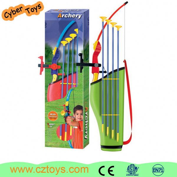 Shantou toys kids bow and arrow game for India