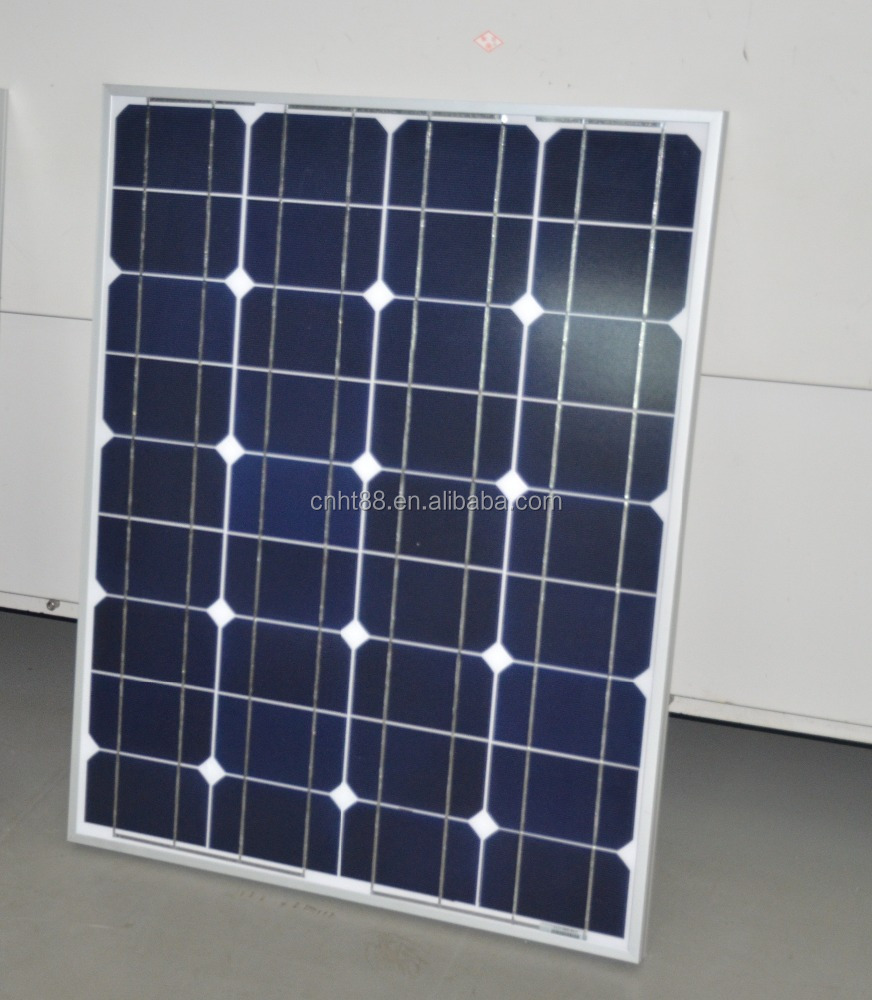 cheap solar panel price 50w China manufacturer qualified products