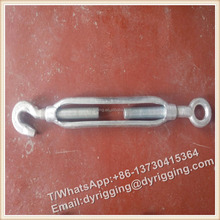 China Galv JIS Type Frame Small Turnbuckles manufacture