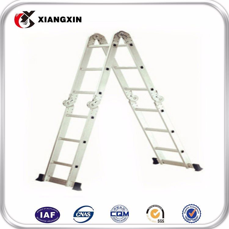 garden extension 8 foot Aluminum step ladders for sale