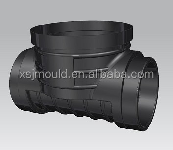 Plastic Sewage inspection chamber/well Mold