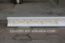 2014 China hot sale pu cornice moulding / ceiling cornice for home decor