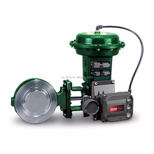 Alibaba supplier wholesales 7600 butterfly valve fisher price