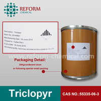 newly-developed herbicide Triclopyr 70%99%TC 60%WP