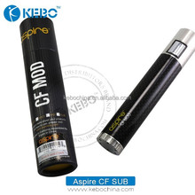 2014 hottest aspire CF VV+ 1000mah and aspire Nautilus Mini aspire premium kit & Aspire CF SUB ohm battery