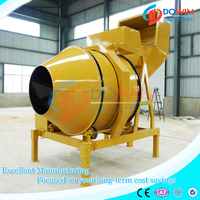 electric/gasoline/diesel engine cement mixer