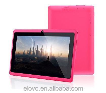 7 inch best low price tablet pc with wifi camera android tablet