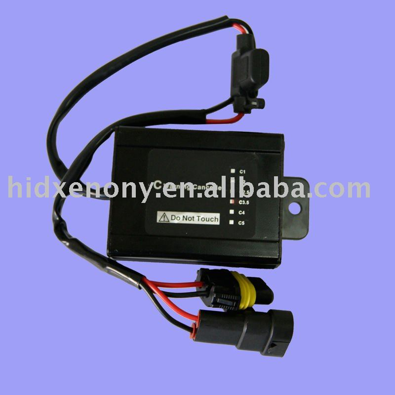 HID Xenon Warning Canceller