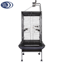 Chinese cheap wholesale large bird metal parrot cage for sale
