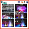 3D lake water laser fountain large outdoor water fountains