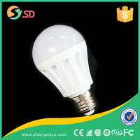 e27 b22 led light bulb 3 5 7 9 12 24w led light PC bulbs 220 volt plastic