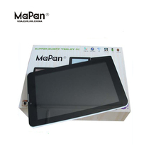 MaPan Cheapest 7 inch 3G Tablet PC/MTK8312 dual core pc tablet/android 4.4 camera MID with GPS