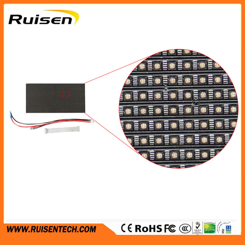 P4 High definition video indoor led screen display led display module ,