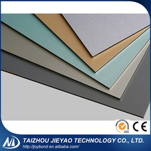 New design Pretty Nice Pvdf Wall Cladding Exterior Plastic