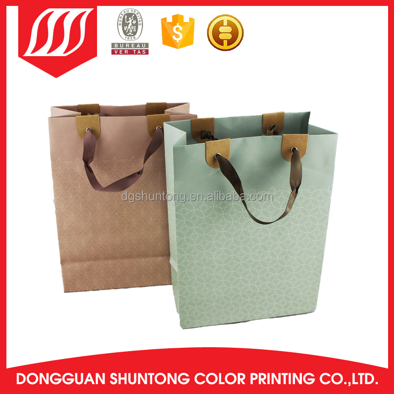 Laminated material Elegent Series paper carrier bag