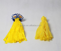 Yellow red color extrude mesh bags