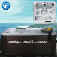 hot selling ozone hot tub spa