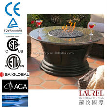 40,000BTU Garden treasure gas outdoor patio firepit