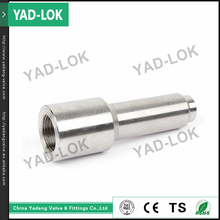 YAD-LOK Female Forged Steel Thermometer Union Tube Fitting