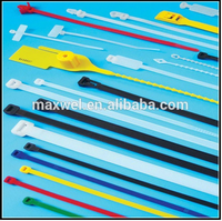 Chinese Cheap Cable Tie Tag & Cable Marker /Plastic Tie