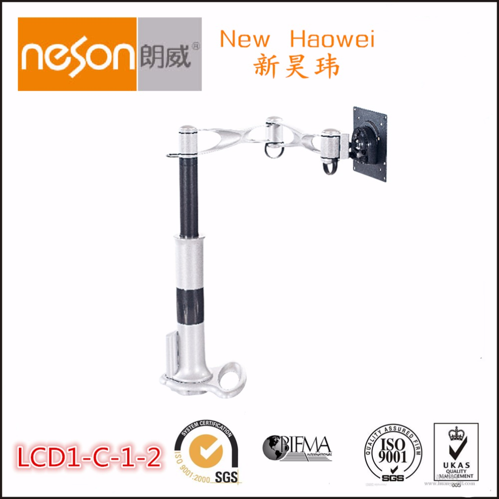2016 Neson LCD bracket arm - computer holder fitting - hanging LCD monitor mount