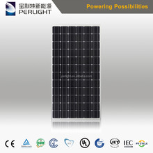 Perlight Top Quality And Best Selling Solar Cell 300 Watt Monocrystalline Low Cost In China