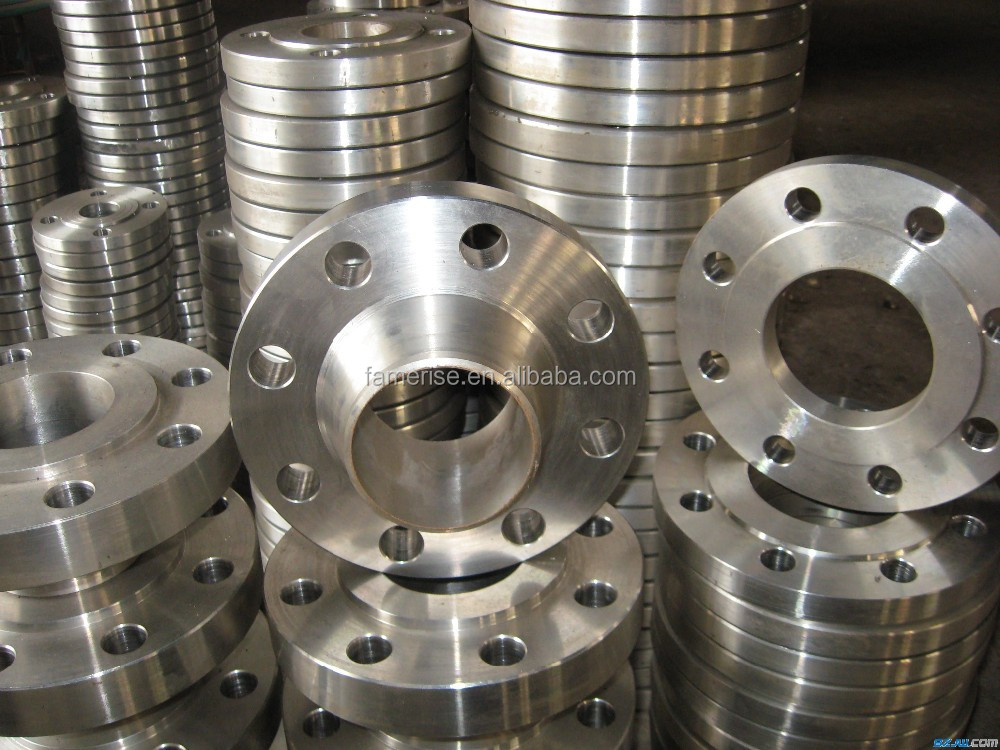 New design gost cs ct20 forged carbon steel flange with low price