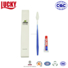 Cheap Dental Kit Best Selling Disposable Toothbrush With Toothpaste