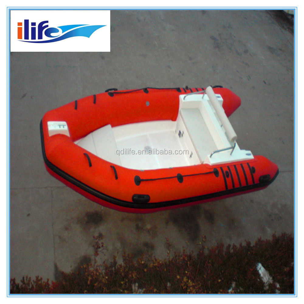 5 years warranty hypalon fabric personal hovercraft