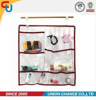 jewelry/ornaments hanging storage&organizer PVC bag