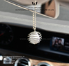 Waterless Car Diffuser Essential Oil Car Diffuser With Clip Metal Car Diffuser