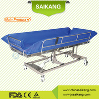 China Online Shopping Cheap Luxury Bath Electric Hospital Bed For Patient (CE/FDA)