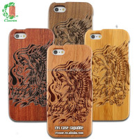 Professional Design For Iphone5,Natural Real Wood Case For Iphone5,Wood Case Accessories
