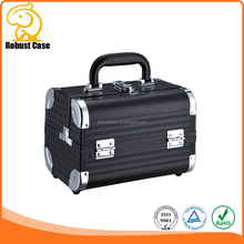 OEM Manufacturer Aluminum professional cheap cosmetic beauty case