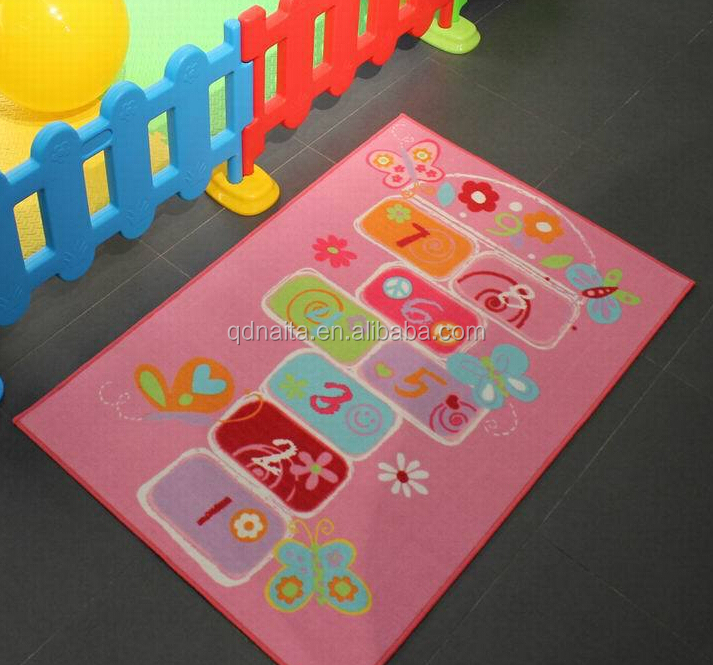 new product hot sale customized baby paly game mat