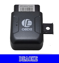 High quality Iron gps child locator with OBD system TK206