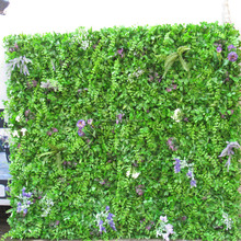 SJ0409011 wholesale hanging wall decor evergreen artificial decorative wall pieces panels