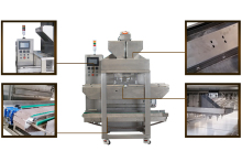 Chocolate Decoration Depositing Machine