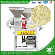 WANMA1014 Home Use Parboiling Rice Mill Machine