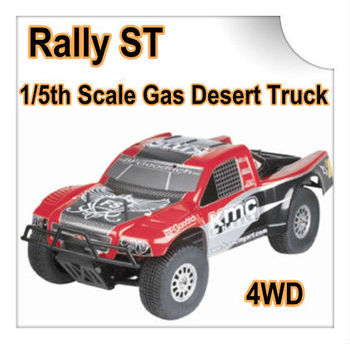 FS-11901 1/5 Scale 4WD Gas Desert Truck(Rally ST) Red