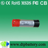 High Power Battery Cell DTP battery 2600mah for E-cigarettes in stock